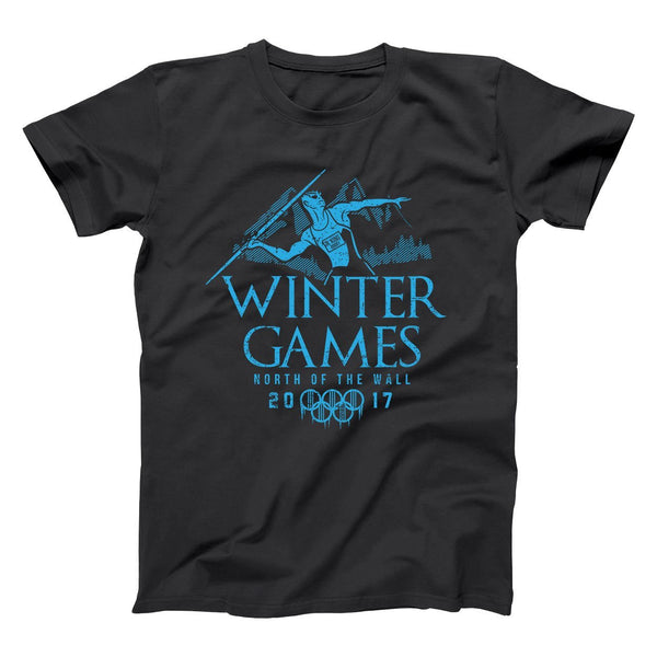 The Ice King Winter Games Men's T-Shirt