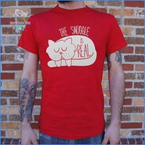The Snuggle Is Real (Mens)