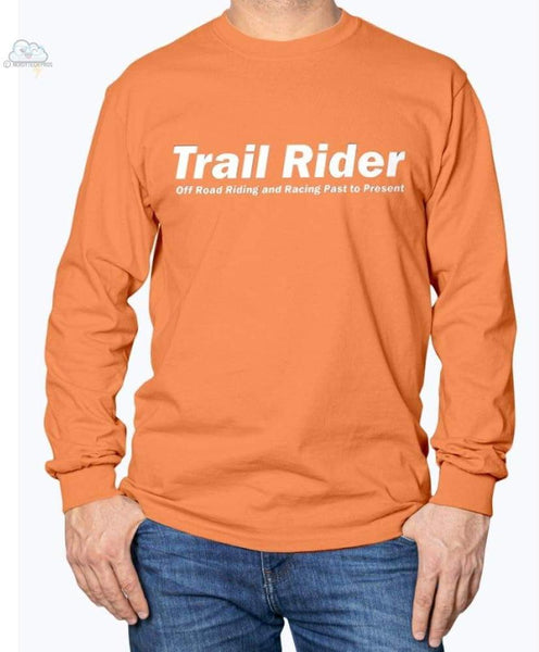 Trail Rider -Gildan Long Sleeve T-Shirt - Shirts