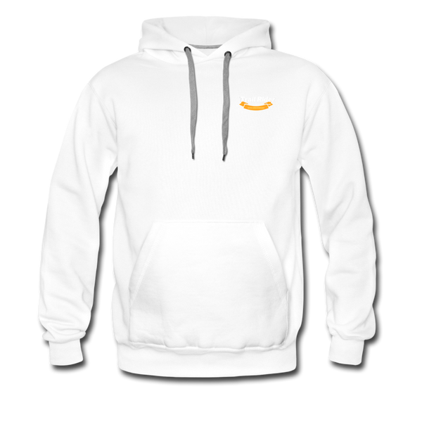 TrailRider 50th Anniversary - Men's Premium Hoodie - white