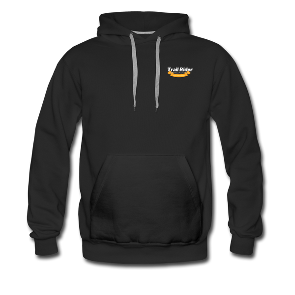 TrailRider 50th Anniversary - Men's Premium Hoodie - black