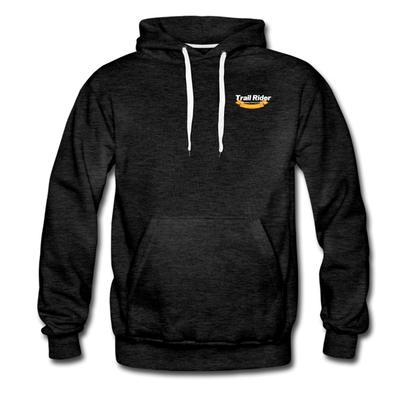 TrailRider 50th Anniversary - Men's Premium Hoodie - charcoal gray