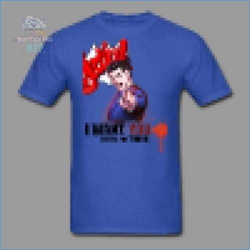Your Customized Product - 1049861462-P210A258S5 / NhFdr / royal blue/ XL - SPOD - CYO