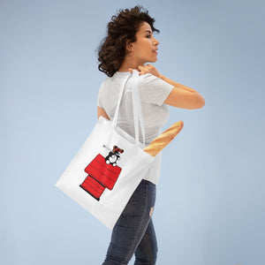 Red Baron Tote Bag
