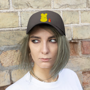 Gummi love cap hat