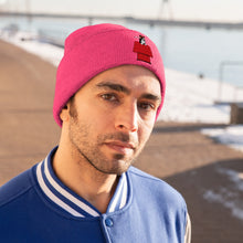 Load image into Gallery viewer, Red Baron Knit Beanie
