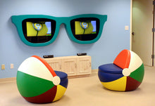 Load image into Gallery viewer, Beach Ball Chair - Limited Edition