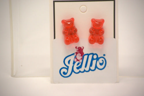 Gummi Stud Earrings