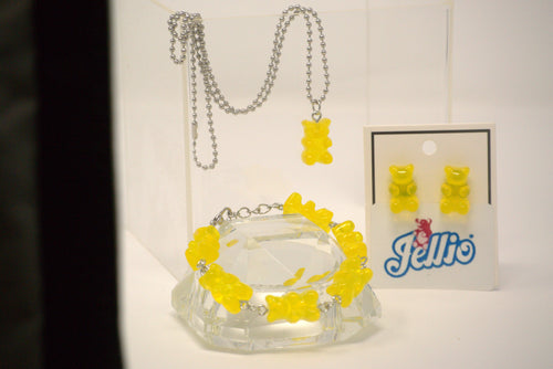 Gummi Jewelry Set