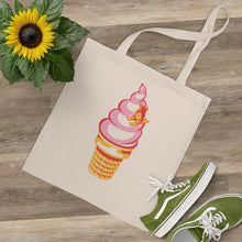 Load image into Gallery viewer, Gummi Ice Creme Tote Bag