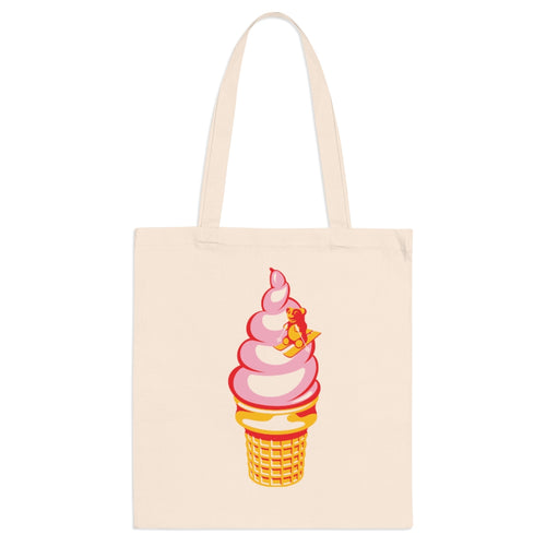 Gummi Ice Creme Tote Bag