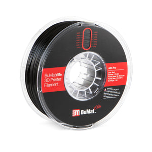 BuMat Elite Professional ABS Filament - Black