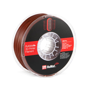 BuMat Elite Professional ABS Filament - Brown