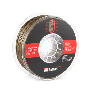 BuMat Elite Professional ABS Filament - Gold