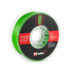 BuMat Elite Professional ABS Filament - Green