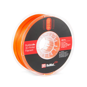BuMat Elite Professional ABS Filament - Orange