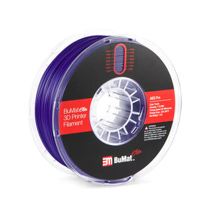 BuMat Elite Professional ABS Filament - Purple