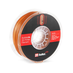 BuMat Elite Professional PLA Filament - Brown