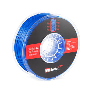 BuMat Elite Professional PLA Filament - Blue