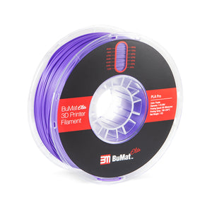 BuMat Elite Professional PLA Filament - Purple