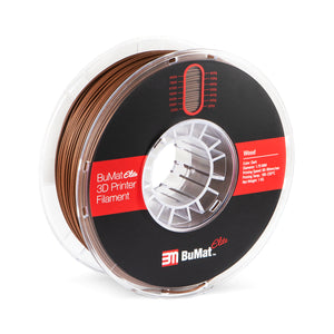 BuMat Elite Wood Filament - Dark