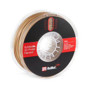 BuMat Elite Wood Filament - Light