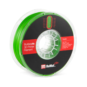 BuMat Elite Flexible Filament - Green