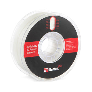 BuMat Elite Flexible Filament - Natural