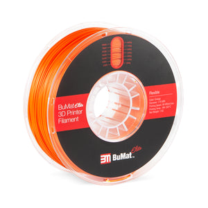 BuMat Elite Flexible Filament - Orange
