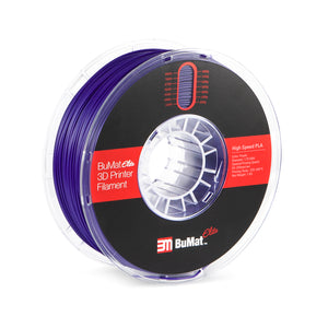 BuMat Elite High Speed PLA Filament - Purple