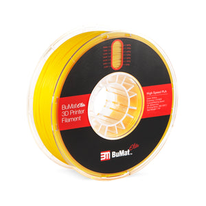BuMat Elite High Speed PLA Filament - Yellow