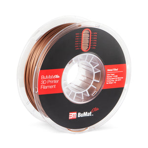 BuMat Elite Metal Filled Filament - Copper