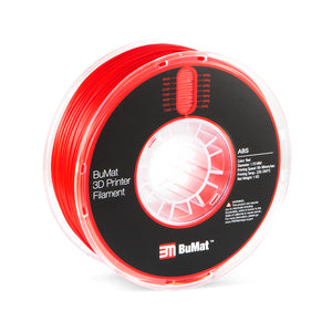 BuMat ABS Filament - Red