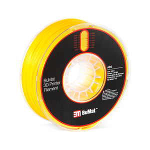 BuMat ABS Filament - Yellow