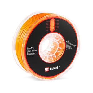 BuMat PLA Filament - Orange