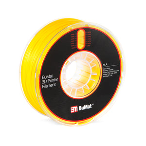 BuMat PLA Filament - Yellow