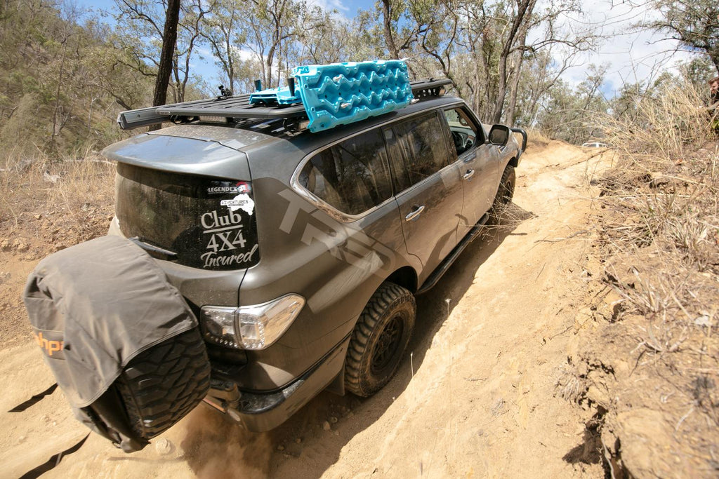 TRED TRIPS | KENILWORTH AUSTRALIA - The Hills Are Alive With The Sound of V8 4x4's
