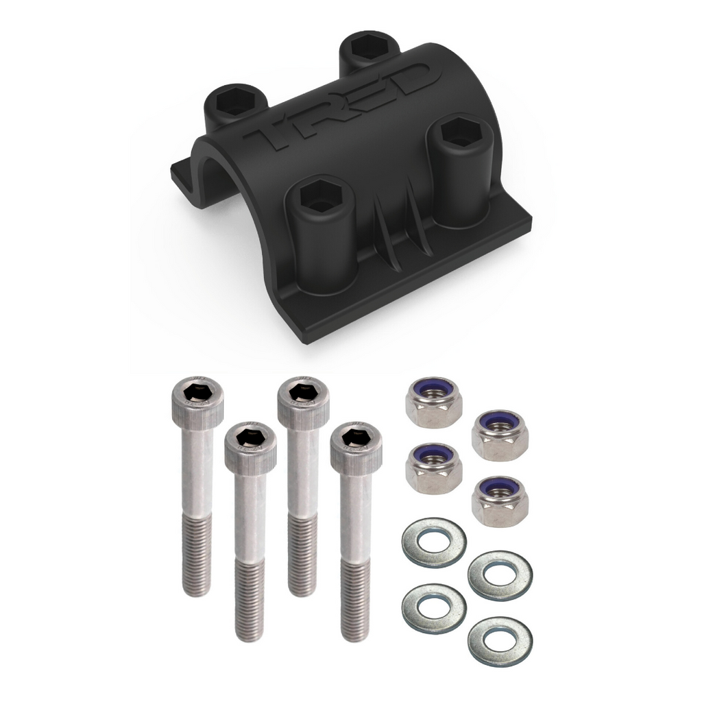 Mount Baseplate Adapter Kit - Flat Mount (Kit01)