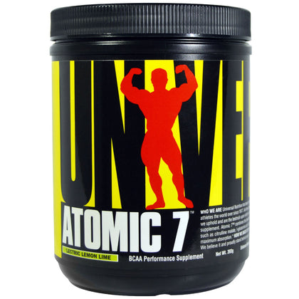 Atomic 7 BCAA (393 Grams) - Lectric Lemon Lime