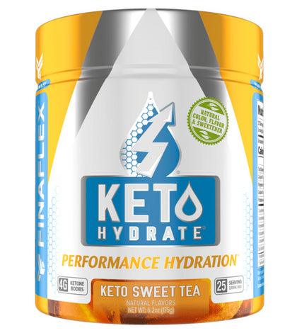 Keto Hydrate Powder (25 Servings) - Iced Tea