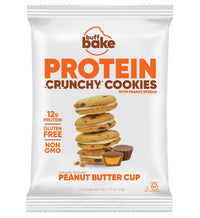 Crunchy Cookies 4 Count (Box of 8) - Peanut Butter Cup