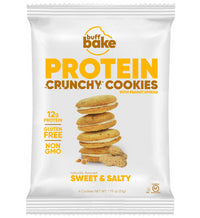 Crunchy Cookies 4 Count (Box of 8) - Sweet & Salty Crunch