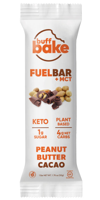 Fuel Bar (Box of 12) - Peanut Butter Cacao