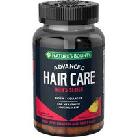 Advanced Men's Series Hair Gummies (100 Gummies)