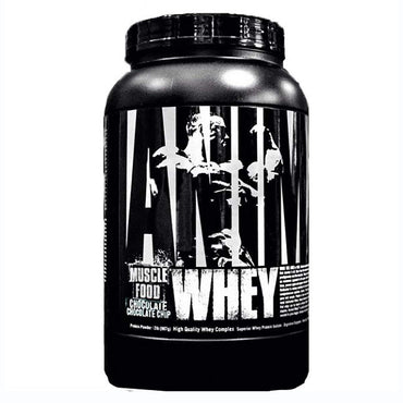 Animal Whey (2 lbs) - Chocolate Chocolate Chip
