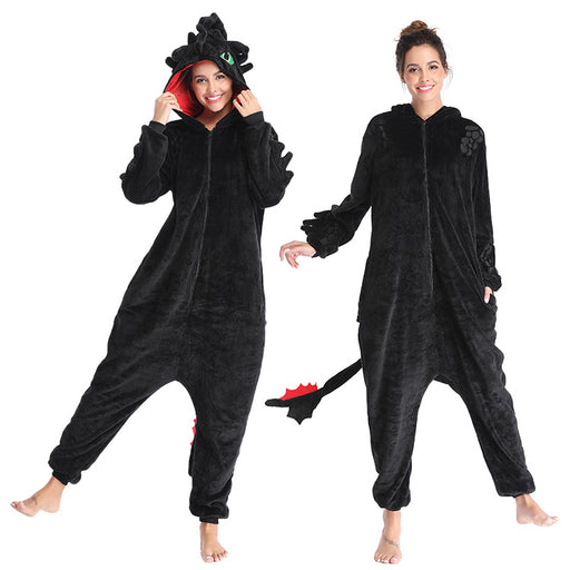 Funny Men's Dragon Onesie