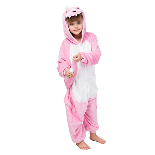 Younkiu Dinosaur clothes animal children Siamese baby Kids Onesie