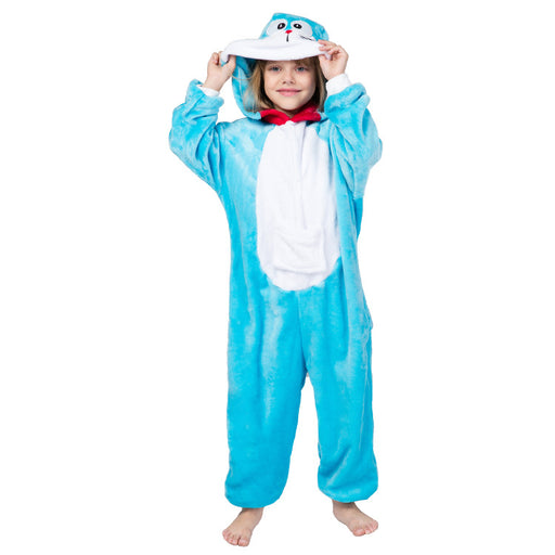Younkiu robot cat cartoon animal jingle cat Kids Onesie