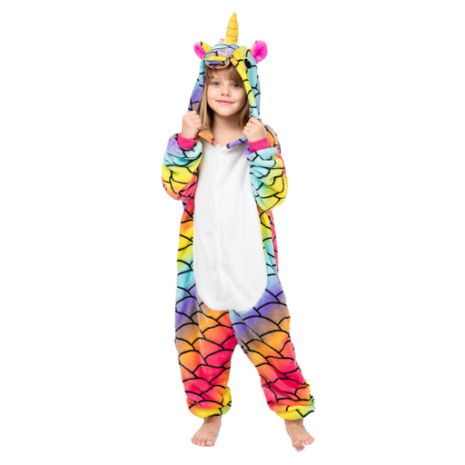 Girl's Mermaid Onesie