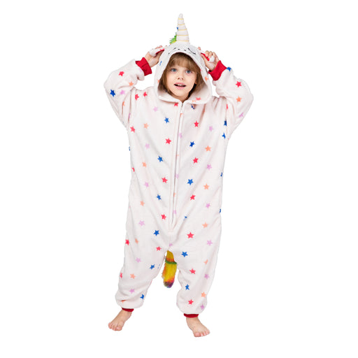 Funny Girls Children's cartoon Unicorn  hot-selling Kids Onesie